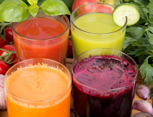 Blending vs Juicing