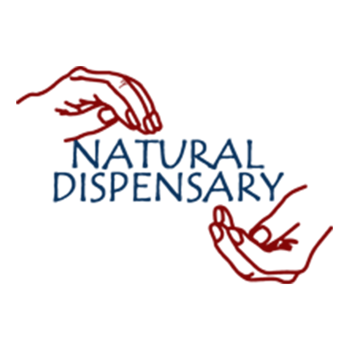 The Natural Dispensary logo